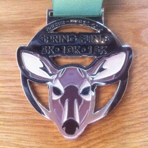 Spring Fling Medal 2016