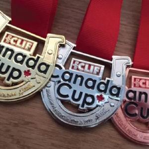 Canada Cup Medals