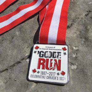 'Goode Run Medals